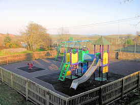 The Lawn Playground, Castletownshend,